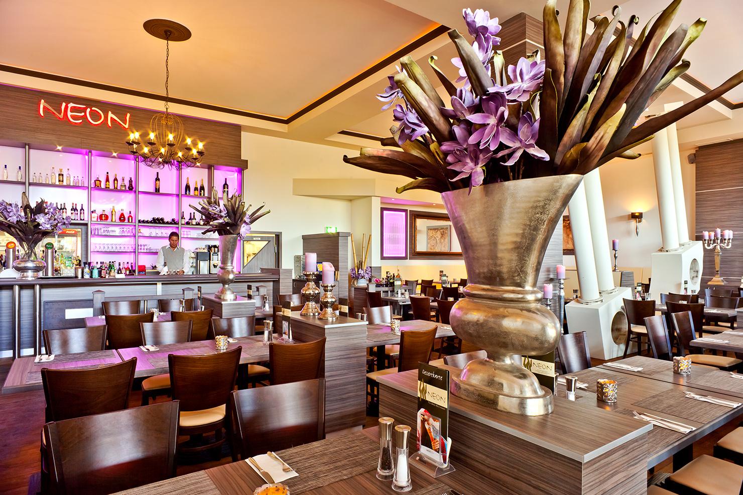 Decoration restaurant for Innenarchitektur oberhausen